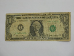 1 One Dollar USA 1969 The United States Of America - Etats-Unis D´Amérique **** EN ACHAT IMMEDIAT **** - Silver Certificates (1928-1957)