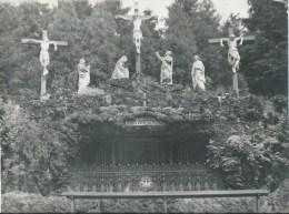 Grande Photo  Ancienne, Calvaire De Moresnet (Plombières)  29 X 23. - Lieux