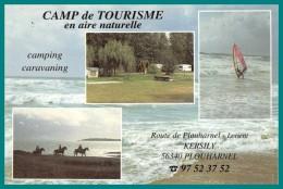 56 Plouharnel Kersily Camp De Tourisme Camping Caravaning ( Multivues ) - Zonder Classificatie