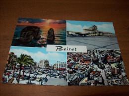 Postcard - Lebanon, Liban, Beirut, Airport    (V 25763) - Libano