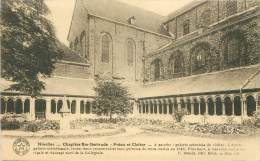 NIVELLES - Chapître Ste-Gertrude - Préau Et Cloître - Nivelles