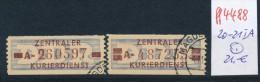 DDR   ZKD  20-21  IA   O    (ff4488 ) Siehe Scan ! - [6] République Démocratique