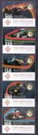 2014 BAHRAIN The Celebration Of 10 Years Bahrain International Circuit  Complete Set 5 Values MNH   (Or Best Offer) - Bahreïn (1965-...)