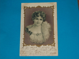 Illustrateurs )   N° 8 - Serie 112 - Arts Nouveaux - Viennoise - Année 1902 - EDIT - Tuck - 1900-1949