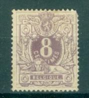 BELGIE - OBP Nr 29A - MH* - Cote 87,50 € (ronde Hoek/coin Arrondi) - 1863-1864 Medallions (13/16)