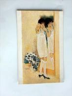 Carte Postale Ancienne : Raphael KIRCHNER : Une Grande Dame - Kirchner, Raphael