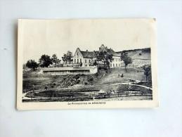 Carte Postale Ancienne : REOCREUX Preventorium - France