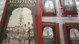 Modena Ieri & Oggi,album Vuoto+50bustine,chiuse Con Figurine Del 1996 Edizione Arno - Non Classés