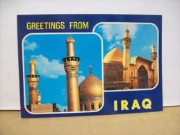 Greetings From (Iraq) - Iraq