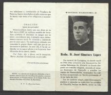 Q58-DOCUMENTO 4  MARTIRES SALESIANOS ,FUERON INMOLADOS ALODIO SATÁNICOQUE LA BESTA ROJA TENIA A LOS RELIGIOSOS Y SACERDO - Documentos Históricos