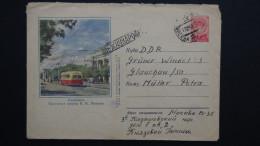 UdSSR - 1957 - 40K Used - Postal Stationery - Look Scan - 1923-1991 UdSSR