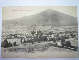 COLROY-la-GRANDE  (Vosges)  :  Vue Générale   - Colroy La Grande
