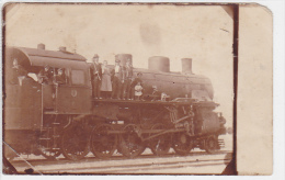 Bulgaria - Steam Locomotive - Trains