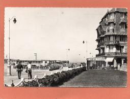 14 TROUVILLE - La Promenade Restaurant Le Topsy   Animation -  Bon Etat Cpsm P F  Année 1956 - Trouville
