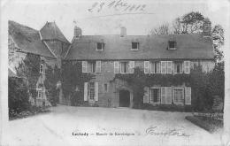 29 LOCTUDY MANOIR DE KERVEREGUIN - Loctudy