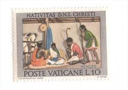 F783 - NASCITA DI CRISTO NATALE - Francobollo Nuovo - POSTE VATICANE - Città Del Vaticano - Vatican