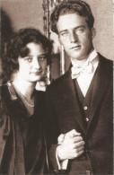 Le Prince Léopold Et La Princesse Astrid, Jeunes Fiancés. - Familles Royales