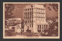DF / 75 PARIS / EXPOSITION INTERNATIONALE 1937 / PAVILLON DE L'ITALIE - Exhibitions