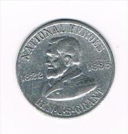 ***  PENNING  NATIONAL HEROES GEN.US.GRANT - MAZUMA 25 PLAY MONEY - Elongated Coins