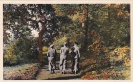 Monforttaans Seminarie - Wandelweg Door Het Park - Rotselaar