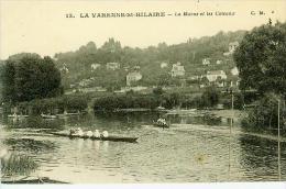 CP.  94.  LA  VARENNE  SAINT  HILAIRE.  LA  MARNE  ET  LES  COTEAUX - France