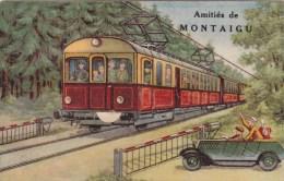 Scherpenheuvel - Amitié De Montaigu - Scherpenheuvel-Zichem