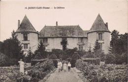 JAUNAY CLAN (VIENNE) 18 LE CHATEAU (PETITE ANIMATION) - Autres Communes