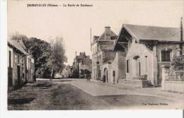 JAUNAY CLAN (VIENNE) LA ROUTE DE BORDEAUX - Autres Communes