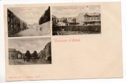 31468  -  Aubel -  Gare -  Place De La Foire - Rue De Battice - Aubel