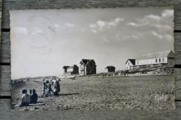 417 CPSM 50 PORT BAIL LA PLAGE 1960 - Sainte Mère Eglise