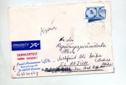 Lettre Cachet Enschede Sur Distributeur Enfant - Poststempels/ Marcofilie