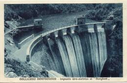 Toscana-lucca-gallicano Garfagnana Impianto Idro Elettrico Ai Gangheri - Italia
