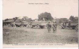 ABENGOUROU 3 COTE D'IVOIRE TRAITE DU CACAO LE TRANSPORT - Côte-d'Ivoire