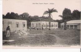 COTE D'IVOIRE 10 CREATION D'UNE ECOLE PROFESSIONNELLE A ABIDJAN - Côte-d'Ivoire