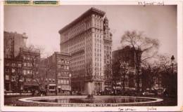 NEW YORK CITY - Union Square - New York City