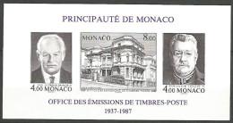 MONACO BLOC N� 39A   NEUF** SANS TRACE DE CHARNIERE / MNH