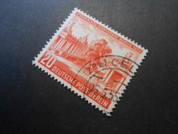 Berlin (West)  Mi116  20Pf  - Viemächte Konferenz  1954 - Used Stamps