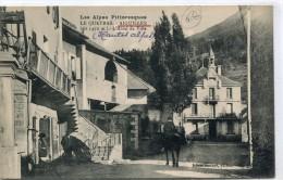 CPA 05 LE QUEYRAS  AIGUILLES L HOTEL DE VILLE - Other Municipalities