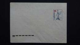 Latvia - 1992 - Mi: U22** - Postal Stationery - Look Scan - Lettland