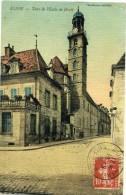 21 - Dijon  -  Tour De L' école De Droit - Dijon