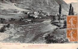 66 - Cerdagne Française - Village De Porté (cachet Perlé L'Hospitalet Près Andorre) - Francia
