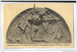 SECONDIGLIANO - NAPOLI - 1922 - MONUMENTO AI CADUTI - SCULTORE FERRARA - Napoli