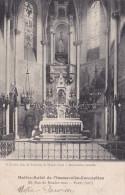 PARIS 12 XII - 34 Rue Du Rendez Vous Maître Autel De L'Immaculée Conception Eglise - Churches