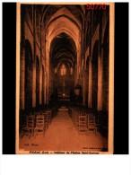 Figeac Interieur De L'eglise Saint Sauveur - Figeac