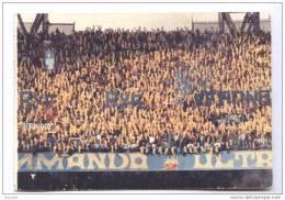 NAPOLI - STADIO DI CALCIO S.PAOLO - INEGUAGLIABILE E MAGICA CURVA B - Calcio