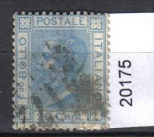 Italien Mi. 26 O - Usati