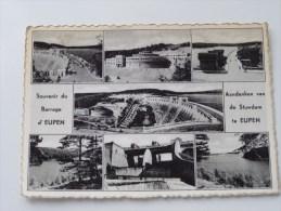STUWDAM / BARRAGE ( Lander ) - Anno 1957 ( Zie Foto Voor Details ) !! - Eupen