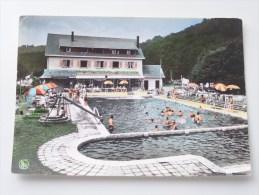 Les NYMPHES La Roche En Ardenne ( Hotel Restaurant ) - Anno 1963 ( Zie Foto Voor Details ) !! - La-Roche-en-Ardenne