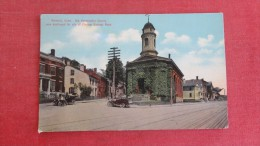 - Connecticut> Norwich Universalist Church--   -----ref   1918 - United States