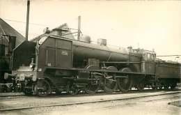 PHOTO VILAIN TRAIN 060815 - 94 Yvry 3556   -  Loco  Gare Chemin De Fer Cheminot - Ivry Sur Seine